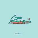 Crocodile | تمساح by haeptik