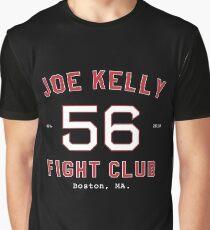 Joe Kelly Fight Club  Graphic T-Shirt