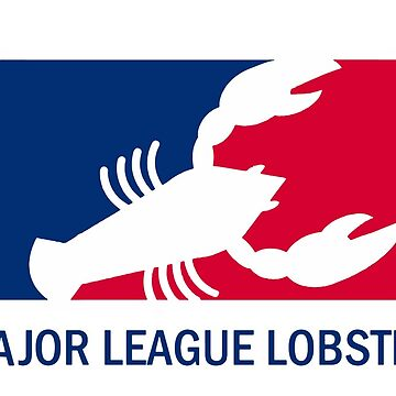 Major Lobster League - Blue Letters by yoshi77