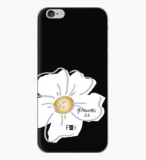 TRUTH FLOWER iPhone Case