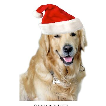 Santa Paws by SuperMerch