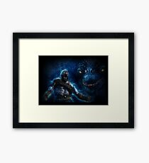 God of War III Framed Print