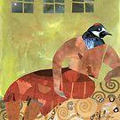 BirdHead/Pittsburgh No. 13i by ReBecca Gozion