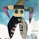BirdHead/Pittsburgh No. 14 by ReBecca Gozion