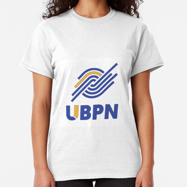 UBPN logo with yellow Classic T-Shirt