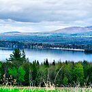 Lake Carmi  Spring 2009 by Deborah  Benoit