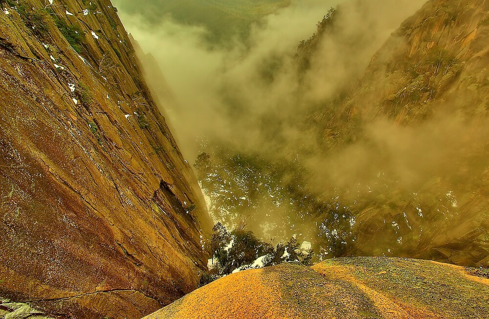 Mount Buffalo Gorge by Kevin McGennan