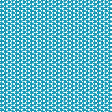 Abstract Turquoise Pattern 1 by ADCreations