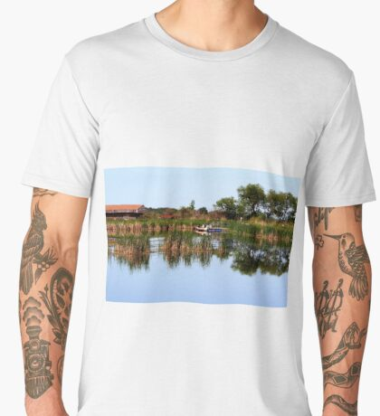 Oak Hammock Marsh Men's Premium T-Shirt