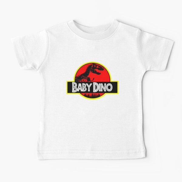 Bébé Dino (Jurassic Park) T-shirt bébé