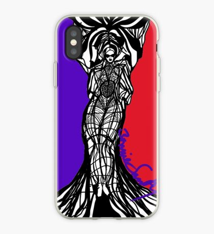 Woman Within9 iPhone Case