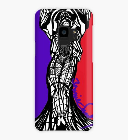 Woman Within9 Case/Skin for Samsung Galaxy