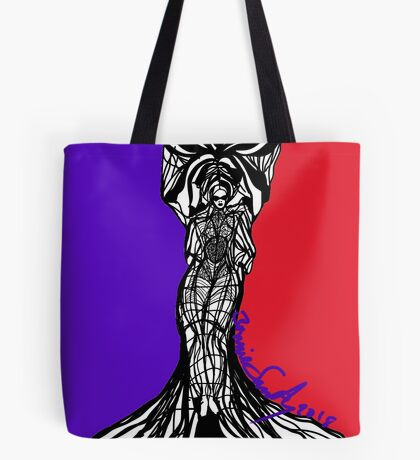 Woman Within9 Tote Bag