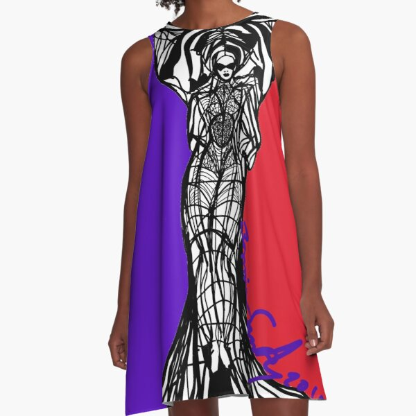 Woman Within9 A-Line Dress