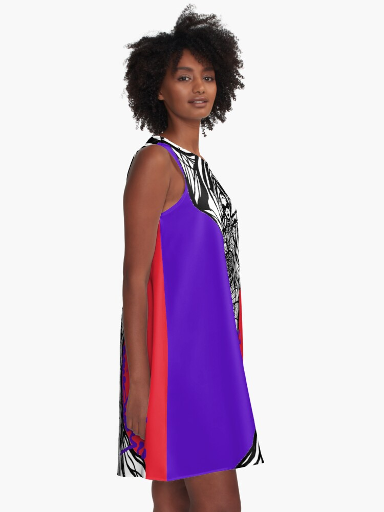 Alternate view of Woman Within9 A-Line Dress