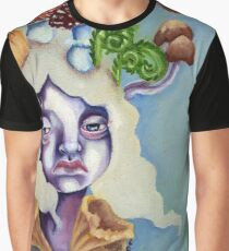Sprouted - oil on canvas painting Graphic T-Shirt