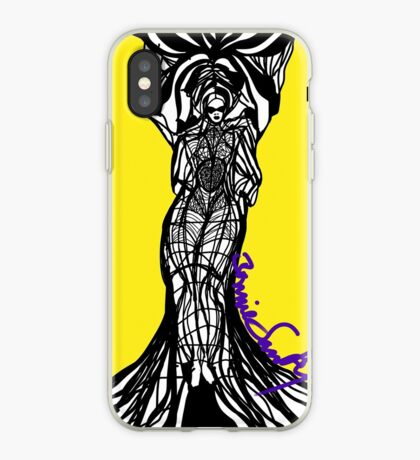 Woman Within8 iPhone Case