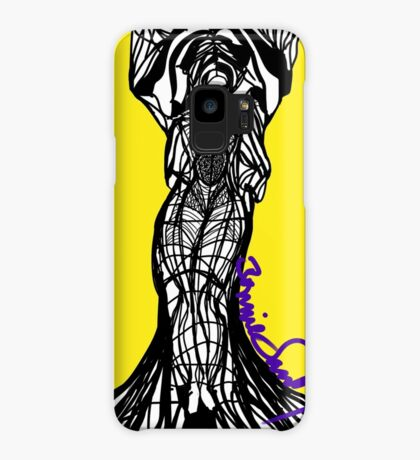 Woman Within8 Case/Skin for Samsung Galaxy