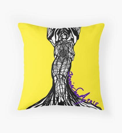 Woman Within8 Throw Pillow