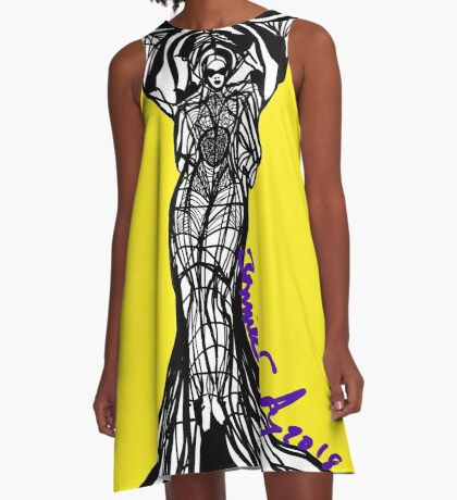 Woman Within8 A-Line Dress