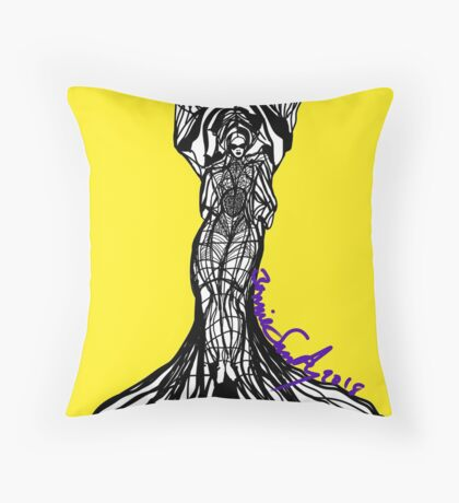 Woman Within8 Floor Pillow