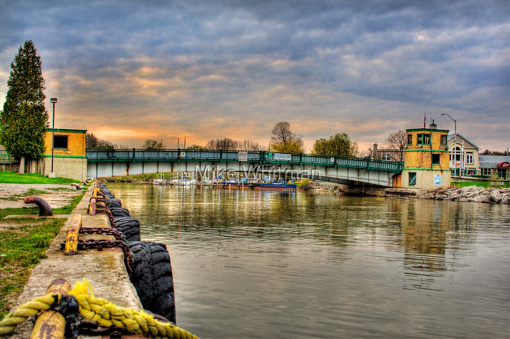 Quot King George Lift Bridge Port Stanley Ontario Hdr Quot By