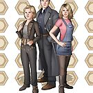 Children of Time - Three by eclecticmuse