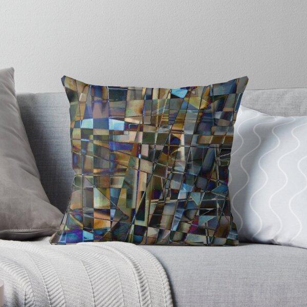 Kaleidoscope #16 Throw Pillow