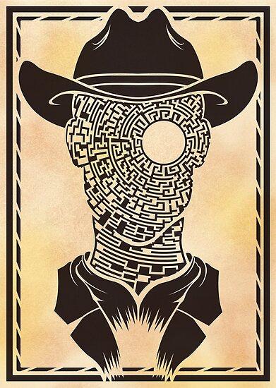 Das schwarze Labyrinth - Bild von Fublin