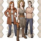 Children of Time - Four by eclecticmuse