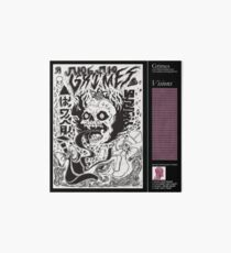 grimes - visions cover art Art Board