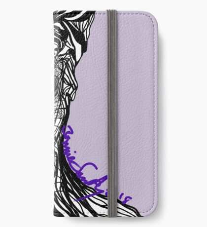 Woman Within4 iPhone Wallet