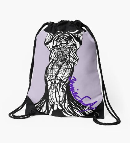 Woman Within4 Drawstring Bag