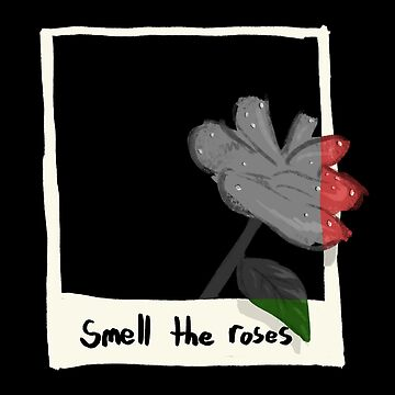 Smell the roses by SketchStudy