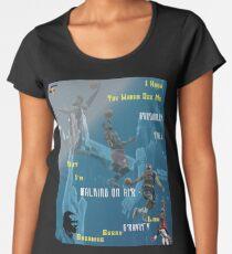 Bronie Sigel Women's Premium T-Shirt
