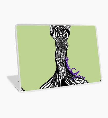 Woman Within3 Laptop Skin