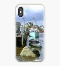 Peggys Cove NS 001 iPhone Case