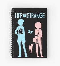 Life is Strange Spiral Notebook
