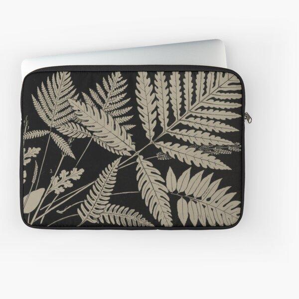 New England Ferns Laptop Sleeve