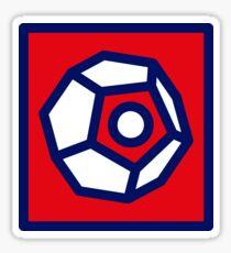 Dodecatron Sticker