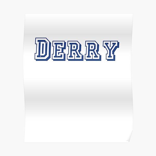 Derry Poster