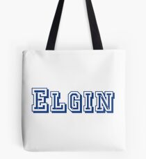 Elgin Tote Bag