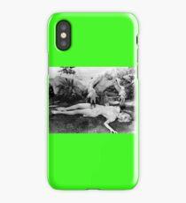 Yvette Mimieux + Morlock iPhone Case