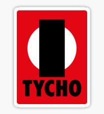 Tycho Sticker
