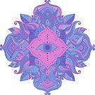 «Ojo místico» de Marina Demidova