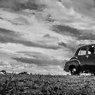 Black FJ by Dave  Hartley