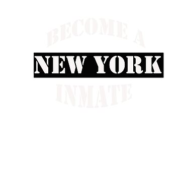 Become a New York Inmate by Zuri2018