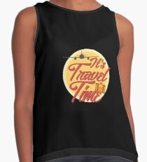 It's travel time! Contrast Tank