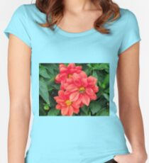 Bee in Heaven Women's Fitted Scoop T-Shirt