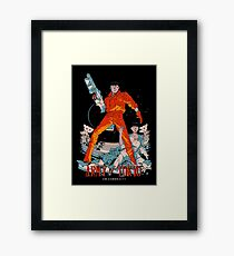 Army of Tokyo Framed Print